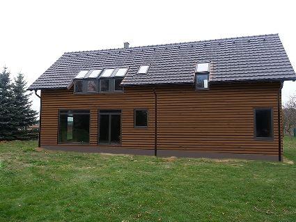 Dřevěný obklad fasády cena