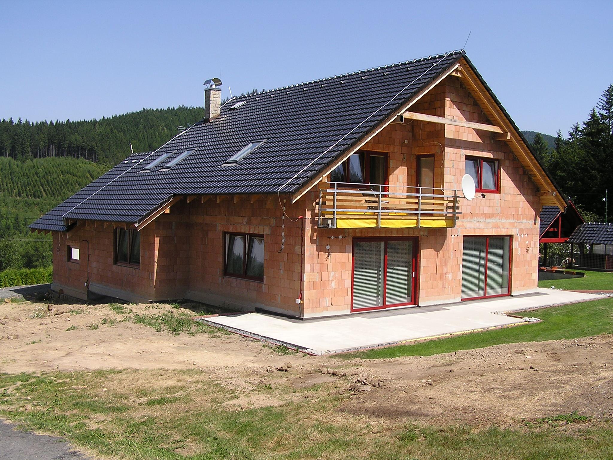 Návrhy fasád bytových domov